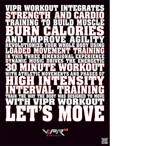 ViPR Workout JAN18 Release