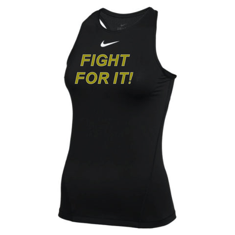 MOSSA Group Fight Women's FIGHT FOR IT! Nike All Over Mesh Tank