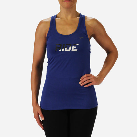 MOSSA Group Ride Women's Nike Balance Scoop Neck Tank