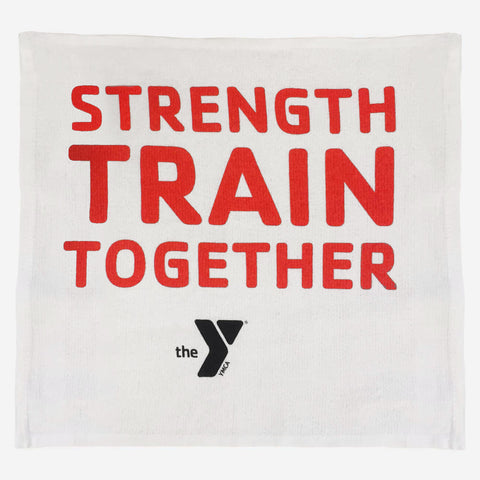 Y Strength Train Together Towel