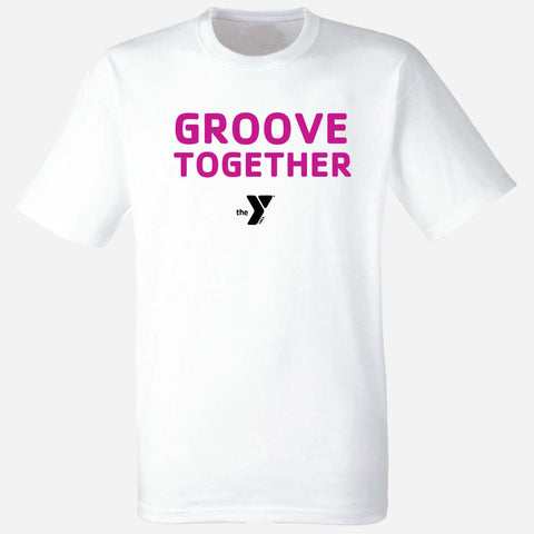 Y Groove Together Unisex Full Logo T-Shirt