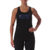 Y Active Together Women's Sportek Program Name Training Tank
