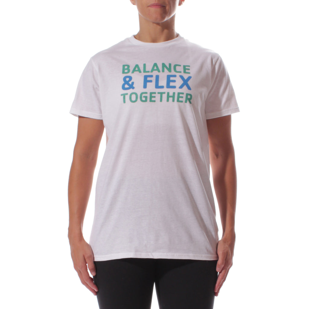 Y Balance & Flex Together Unisex Program Name T-Shirt