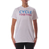 Y Cycle Together Unisex Program Name T-Shirt
