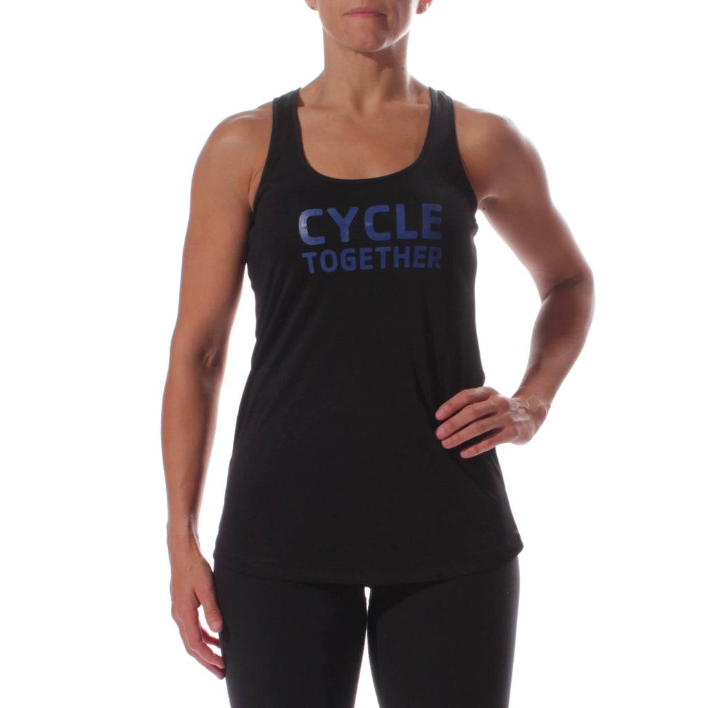 Y Cycle Together Women's Sportek Program Name Training Tank