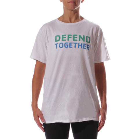Y Defend Together Unisex Program Name T-Shirt