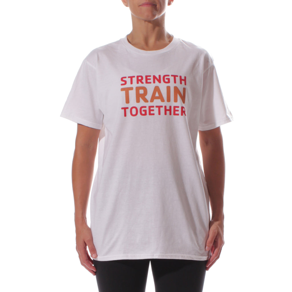 Y Strength Train Together Unisex Program Name T-Shirt