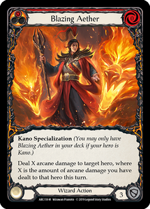 Blazing Aether | Majestic - 1st Edition