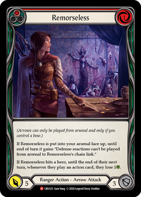 Remorseless | Majestic [Rainbow Foil]
