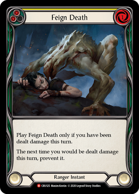 Feign Death | Majestic