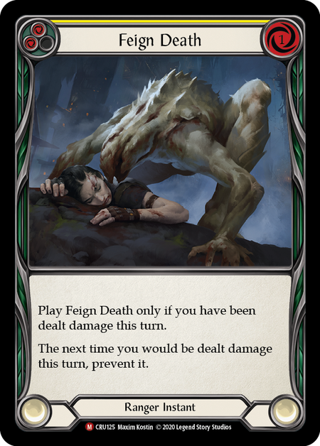Feign Death | Majestic - 1st Edition