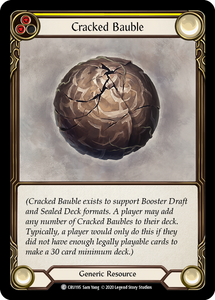 Cracked Bauble | Common [Rainbow Foil]