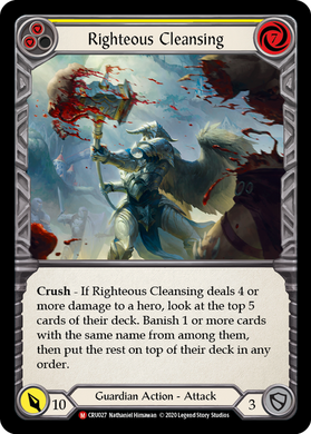 Righteous Cleansing | Majestic [Rainbow Foil]