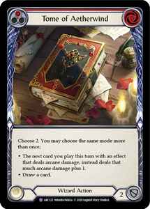 Tome of Aetherwind | Super Rare - Unlimited