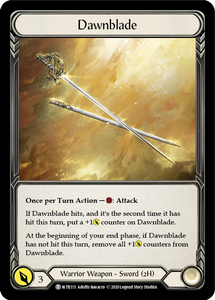 Dawnblade | Token - Unlimited