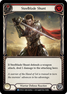 Steelblade Shunt (Red) | Rare - Unlimited