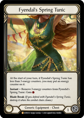 Fyendal's Spring Tunic | Legendary [Rainbow Foil] - Unlimited