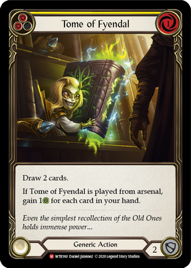 Tome of Fyendal | Majestic [Rainbow Foil] - Unlimited