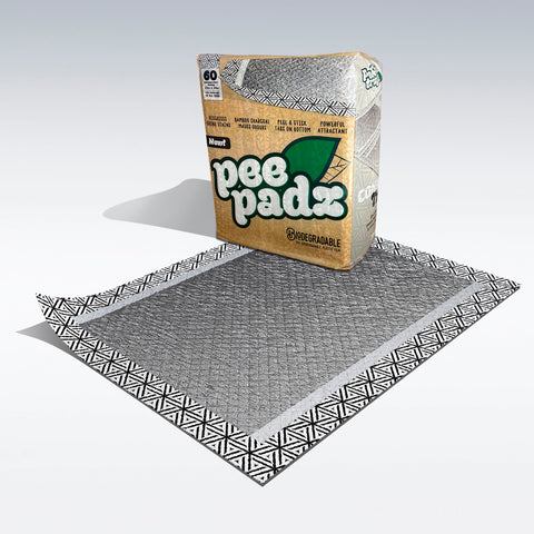 Biodegradable Designer Pee Padz