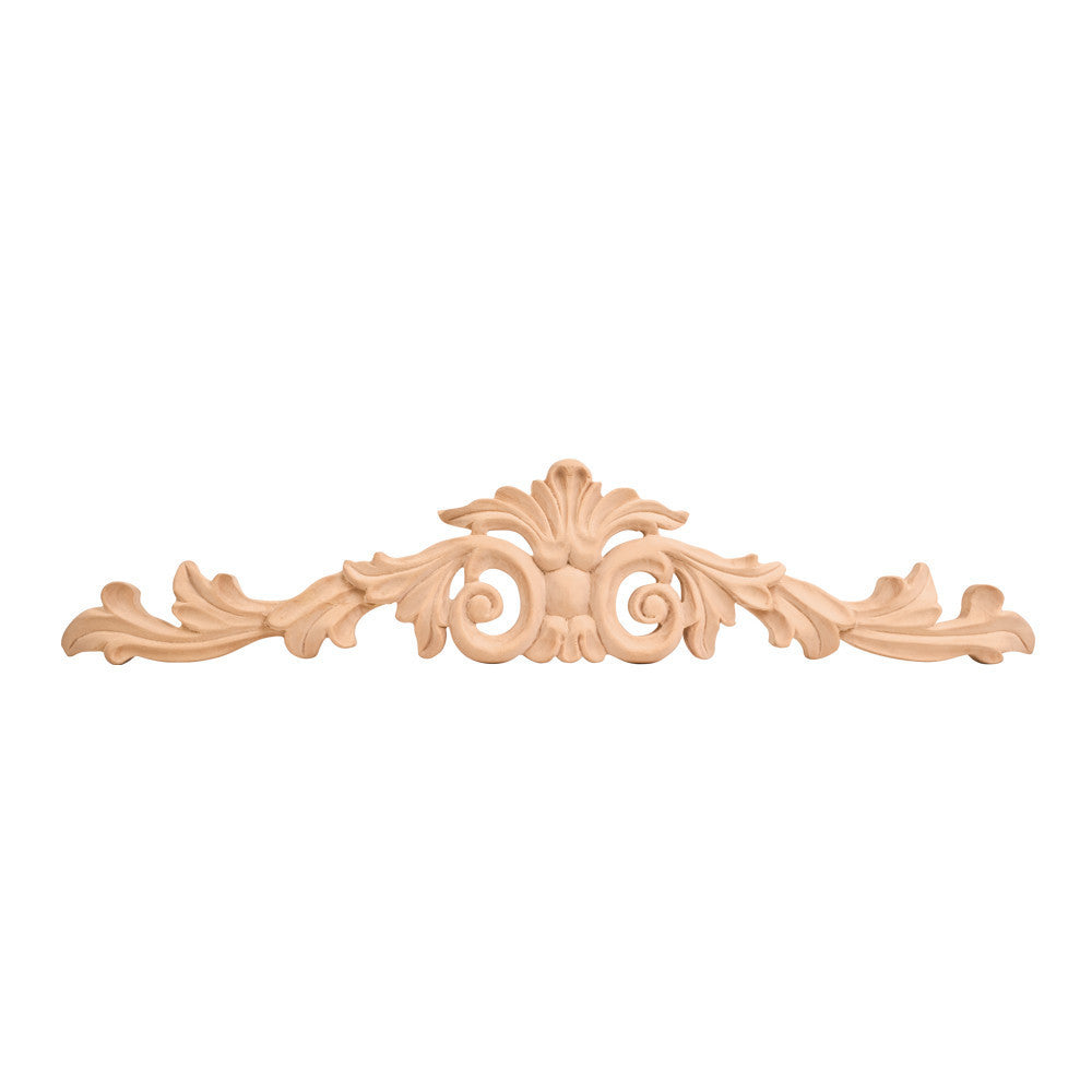 Apl 09 appliques shell corbel universe for Decorative millwork accents