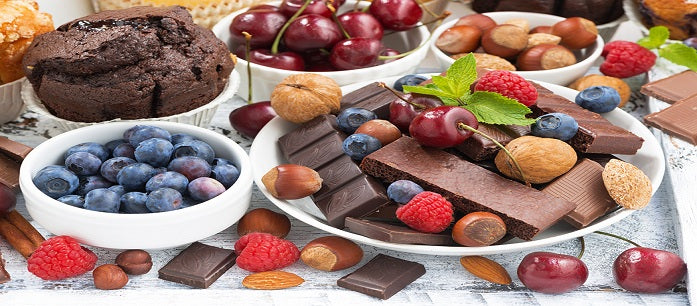 There are food with the nutrients that can enhance the performance of our brain. You can add them to your diet, or you can just snack on them.