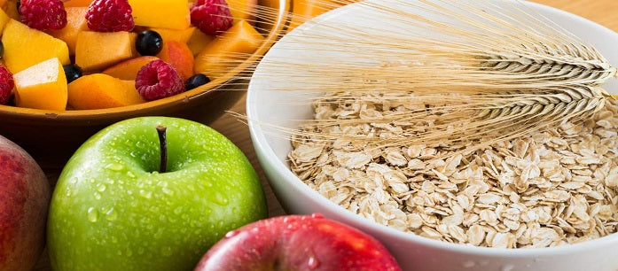 Foods that are rich in dietary fiber are also packed with other nutrients that can contribute to your overall health. Fiber helps in flushing our waste from the body.