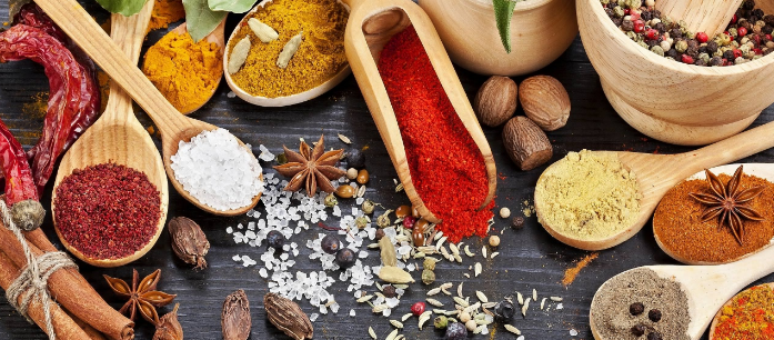 Naturally cure inflammation which can cause immobility problems like pain by adding various herbs and spices which have anti-inflammatory properties.