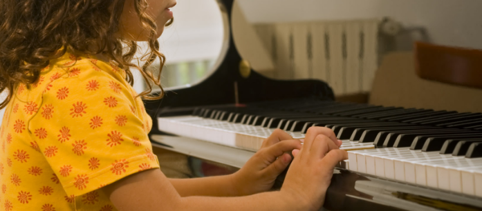 Music lessons help the brain in both adults and children. When you learn to play musical instruments you are enhancing the functions of your brain.
