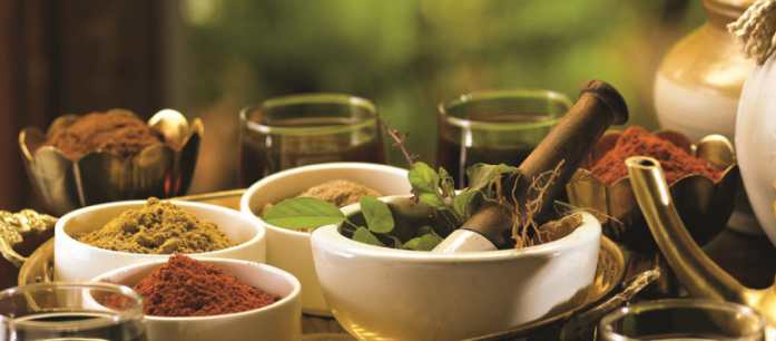 Using Ayurveda medicine in treating health problems requires a holistic approach that focuses on the balance between your mind, body and spirit.