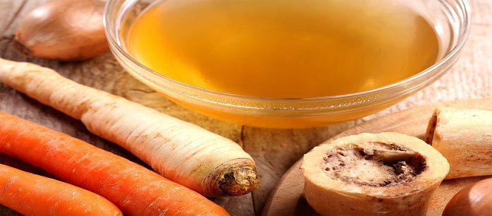 Bone broth soup is usually taken when we feel sick, but studies reveal that its regular consumption can help enhance your health and improve your look.