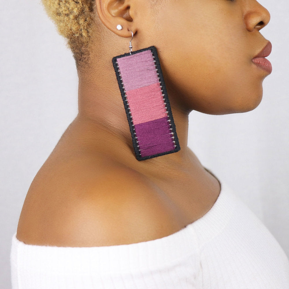 Dula Statement Earrings - Juste Etre