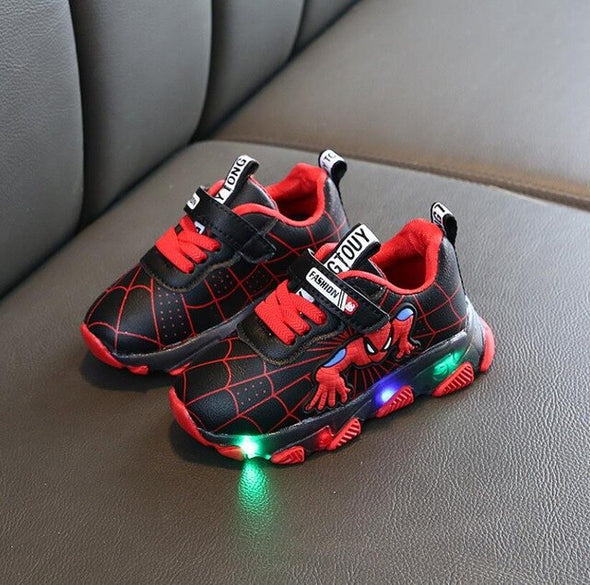 DARUXX™ - Spiderman LED Schoenen