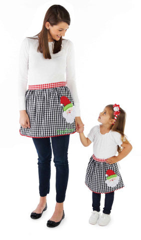 Santa Apron - Adult or Child Option