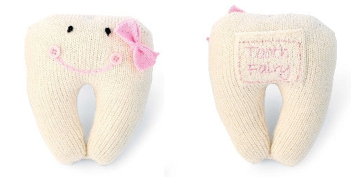 Pink Tooth Fairy Pillow