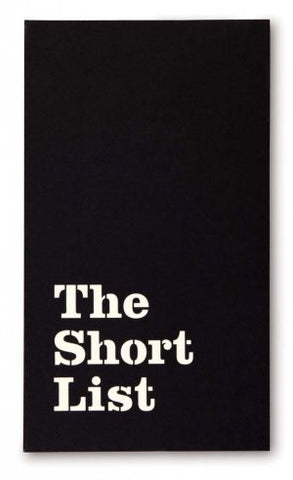 "Kate Spade ""The Short List"" Notepad"