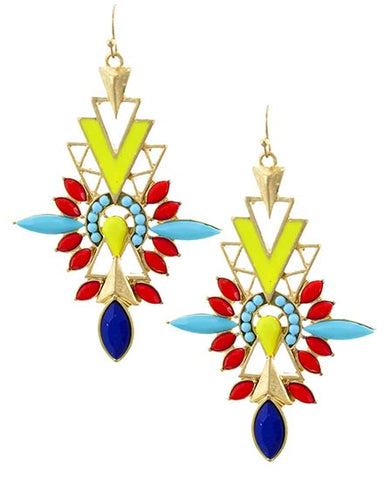 Bright Ship Earrings