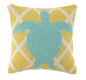 Sea Turtle Hook Pillow