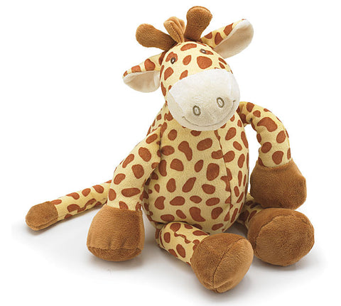 Smiling Plush Giraffe