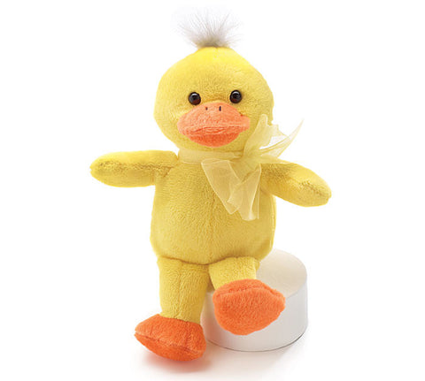 Plush Yellow Ducky