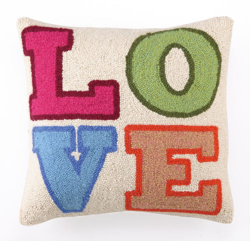 Love Hook Pillow