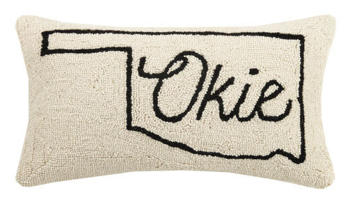 Okie Hook Pillow