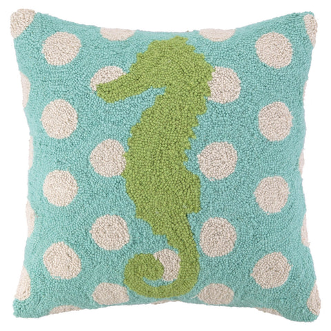 Sea Horse Hook Pillow