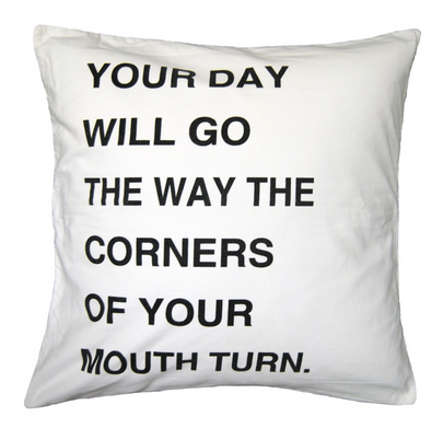 You Day Will Go Pillow