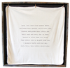 Heirloom Baby Blanket - Within Your Heart