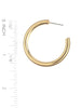 Polly Small Gold Hoop Earrings