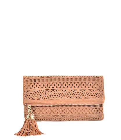 Copy of Laser Clutch - Camel
