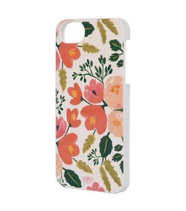 Botanical Rose iPhone 5 & 5s Case