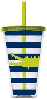 Kids Croc Double Wall Tumbler