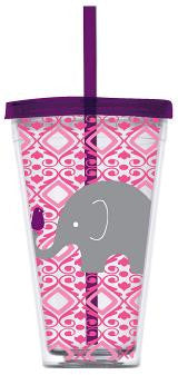 Elephant Double Wall Tumbler