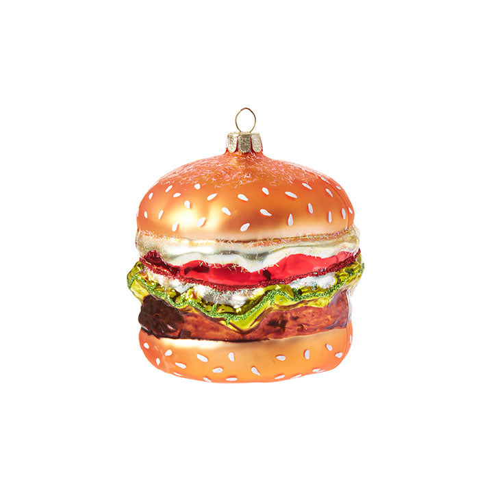 Hamburger Ornament